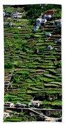 Emerald Madeira Terraces Bath Towel