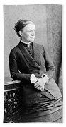 Emma Wedgwood Darwin (1808-1896) Bath Towel