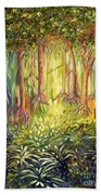 Enchanted Forest Bath Towel
