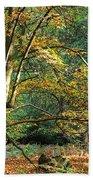 Enchanted Forest Tree Bath Towel