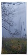 Enchanted Mist - Casper Mountain - Casper Wyoming Bath Towel