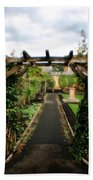 English Country Gardens - Series IIi Bath Towel