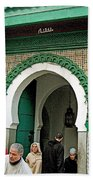 Entry To A Mosque For Men Only In Tangiers-morocco Bath Towel
