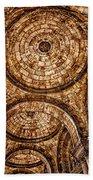 Entry To Sacre Coeur Basilica - Paris Bath Towel