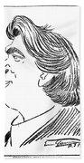 Ermanno Wolf-ferrari (1876-1948) Bath Towel