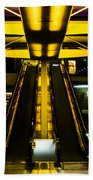 Escalator Lights Bath Towel