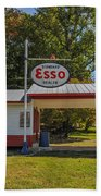 Esso Dealer Bath Towel
