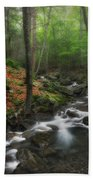 Ethereal Forest Bath Towel
