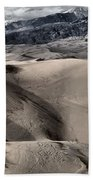 Evening At The Dunes Hand Towel