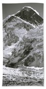 Everest Sunrise Bath Towel
