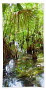 Everglades Bath Towel