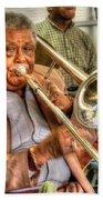 Excelsior Band Horn Player Bath Towel
