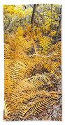 Exotic Plants Of The Dunes Bath Towel