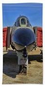 F-4c Phantom II Bath Towel