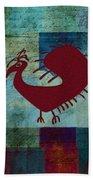 Fafa Bird - 01c01bcr Bath Towel