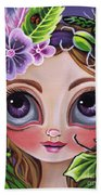 Fairy Of The Insects Bath Towel