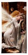 Fairy Of The Key Bath Towel