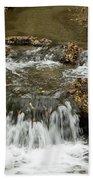 Fall At The Lower Falls Bath Towel
