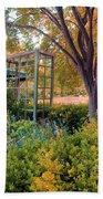 Fall Herb Garden0981 Bath Towel
