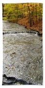 Fall Waters Bath Towel