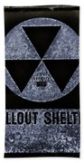 Fallout Shelter Wall 5 Bath Towel