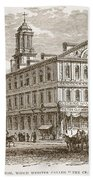 Faneuil Hall, Boston, Which Webster Bath Towel