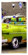 Fast And Furious In Cuba Bath Towel