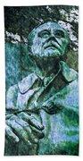 Fdr - 3164 Watercolor 2 Hp Bath Towel