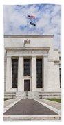 Federal Reserve Building No1 Bath Towel