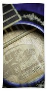 Fender Hot Rod Design Guitar 2 Bath Towel