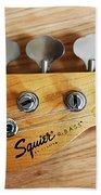 Fender Squier Bass Bath Towel