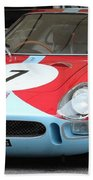 Ferarri 250 Le Mans Bath Towel