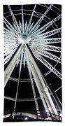 Ferris Wheel 8 Bath Towel