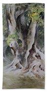 Ficus Aurea Bath Towel