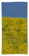Field Of Mustard Bath Towel