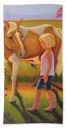 Fields Of Blessing Bath Towel