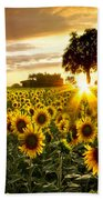 Fields Of Gold Bath Towel