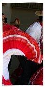 Fiesta De Los Mariachis Hand Towel