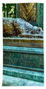 Fighting 69th Irish Brigade Gettysburg Battleground Bath Towel
