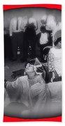 Film Homage Robert Duvall The Apostle 1997 Holy Rollers Tucson Arizona 1970-2008 Bath Towel