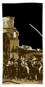 Film Homage Rouben Mamoulian  Ida Lupino  The Gay Desperado 2 1936 San Xavier Tucson Bath Towel