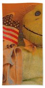 Film Homage The Muppet Movie 1979 Number 1 Froggie Colored Pencil American Flag Casa Grande Az 2004 Bath Towel