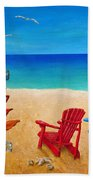 Finding Paradise Hand Towel