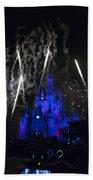 Fireworks-0703 Bath Towel
