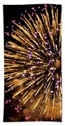 Fireworks 2014  10 Bath Towel