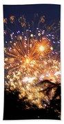 Fireworks 2014  7 Bath Towel