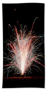 Fireworks 24 Bath Towel