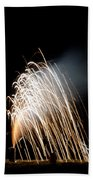 Fireworks 8 Bath Towel