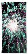 Fireworks Splendor Bath Towel