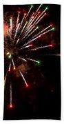 Fireworks2 Bath Towel